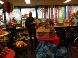 De Hummelingschool uit Hilversum; Bedankt!