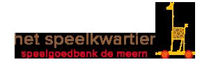 Logo speelgoedbank De Meern