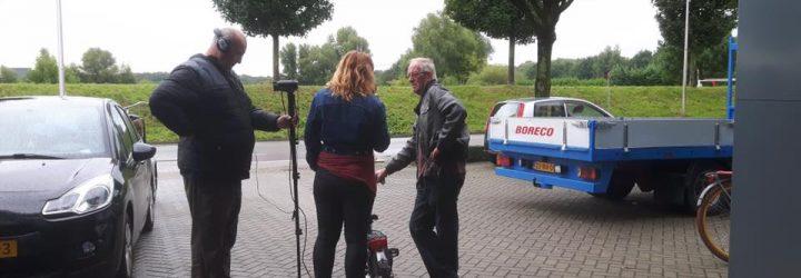 U in de Wijk Leidsche Rijn op bezoek bij de speelgoedbank!