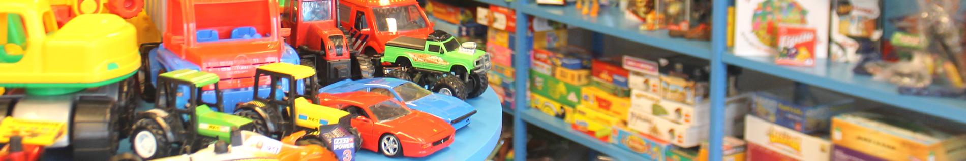 Welkom bij speelgoedbank De Meern